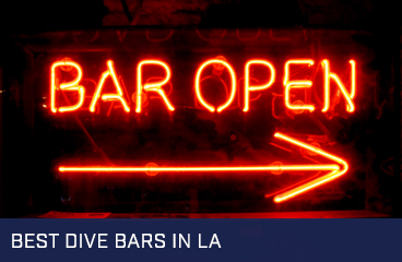 Best Dive Bars in LA
