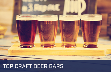 Top Craft Beer Bars