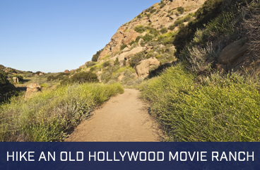 Hike an Old Hollywood Movie Ranch