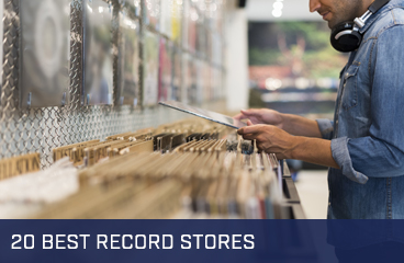 20 Best Record Stores