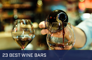 23 Best Wine Bars